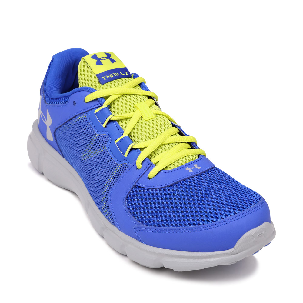 separation shoes a1c41 69058 언더아머 남성 쓰릴 2 트레이너 블루/플래쉬(Under Armour ...