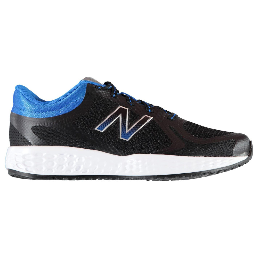 뉴발란스 여성/아동 720 V4 런닝화 블랙/블루(New Balance 720 V4 Junior Boys Running Shoes Black/Blue)