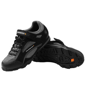 머디폭스 남성 TOUR100 LOW 블랙/차콜(MUDDYFOX TOUR100 LOW SNR BLACK/CHAR)