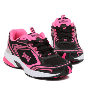 론즈데일 RS500L 블랙/핑크(LONSDALE RS500L BLACK/PINK)