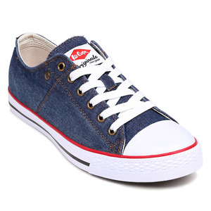 리쿠퍼 데님 로우02 네이비(Lee Cooper L.Shoes Denim Low02 Navy)