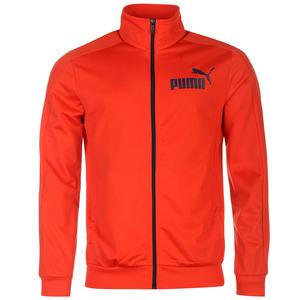 퓨마 남성 트랙 자켓 레드(Puma Track Jacket Mens Red)