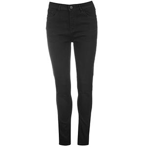 파이어트랩 여성 블랙실 나오미 스키니 진 블랙 (Firetrap Blackseal Naomi Skinny Womens Jeans)