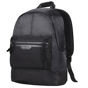 파이어트랩 메쉬 백팩 블랙 (Firetrap Mesh Backpack Black)