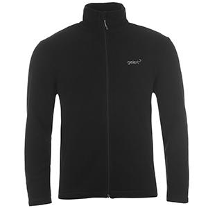 겔러트 남성 오타와 플리스 자켓 블랙 (Gelert Ottawa Fleece Jacket Mens Black)